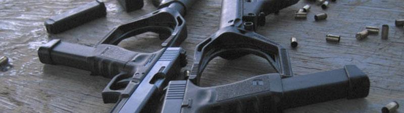Homemade Machine Gun Briefcase DIY Build