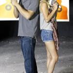Spencer And Heidi handguns