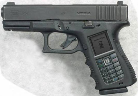 nokia-glock-the-cellphone-thats-serious-about-security