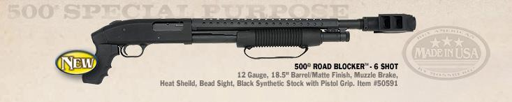 mossberg500RoadBlocker