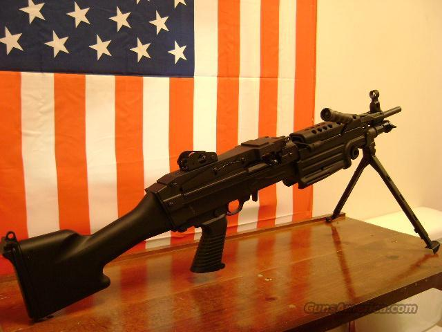 Ruger 10/22 to M249 SAW stock conversion kit