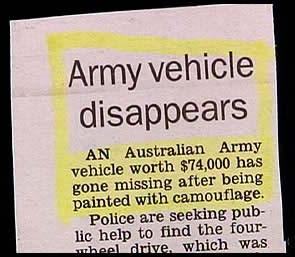 ArmyVehicleDisappears