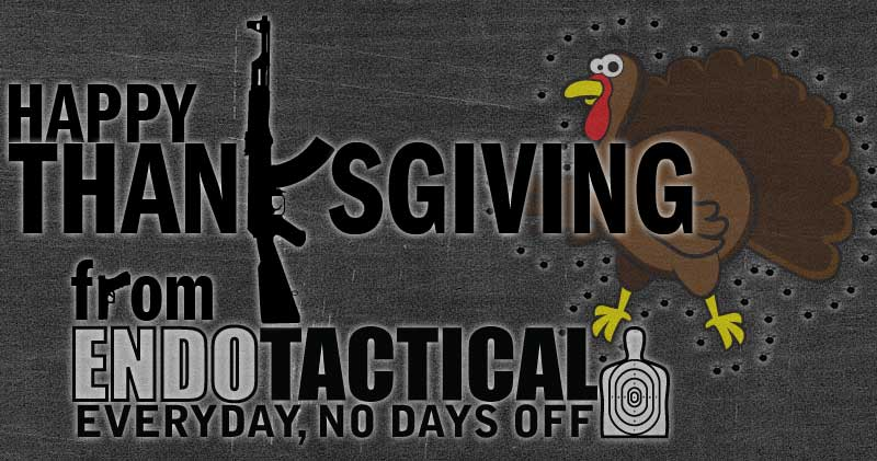 ThanksgivingENDOTactical
