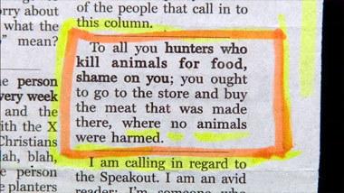hunters_kill_for_food