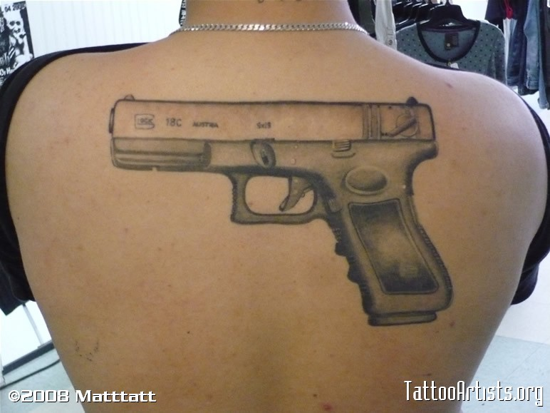 Back-Glock-Tattoo