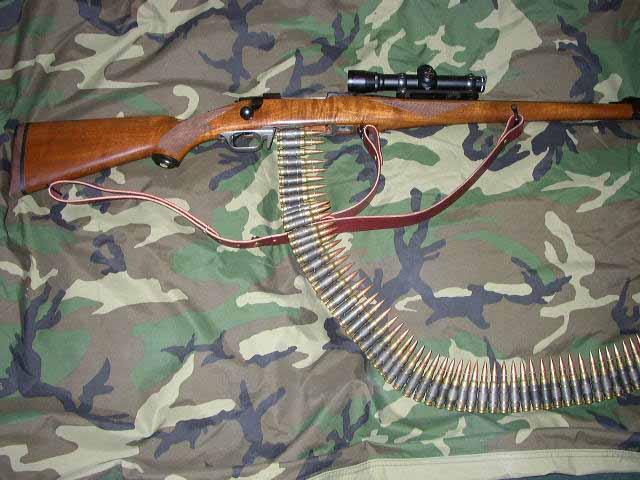Belt-fed-bolt-gun