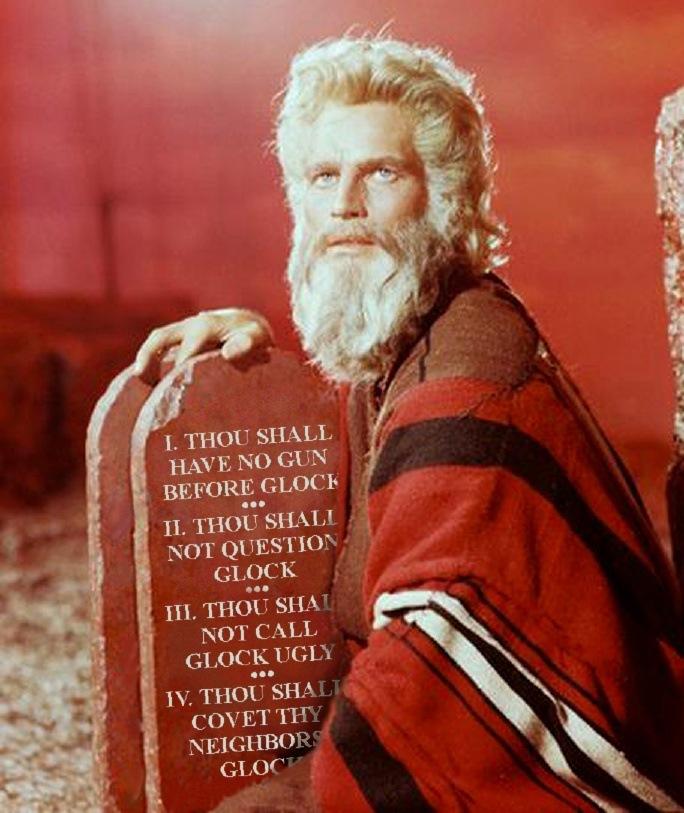 Glock-Commandments