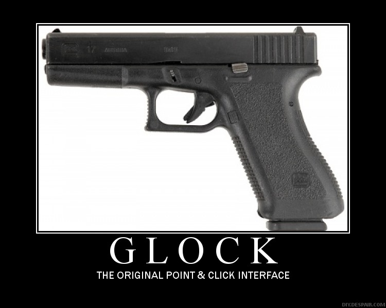 Glock-point-and-click