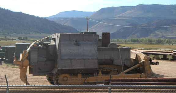 the guns of killdozer