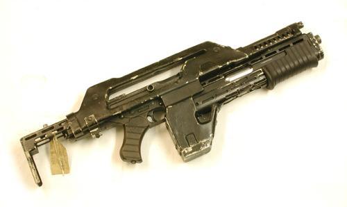 Pulse-Rifle-m41A
