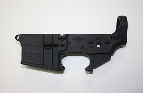 Ar 15 Lower. Lower receivers CNC machined