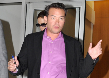 jon gosselin and larry king 4 011009