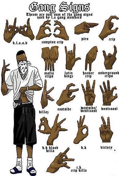 la-gang-signs