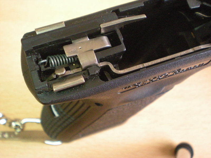 Glock Internal Safety Lock