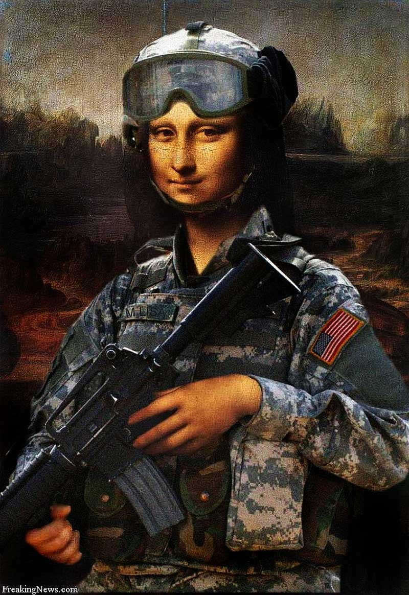 Mona-Lisa-ACU-military-women