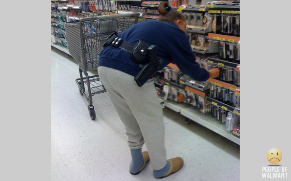 Open Carry Over At People Of Walmart Website