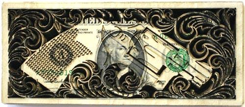 Money, Guns, Art – Scott Campbell