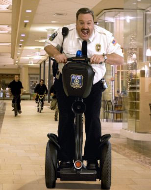 Mall Cop Fires Shot To Stop Shoplifter