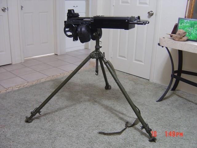 Ak 47 gatling gun kit for sale