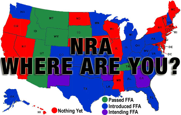 nra staying out of firearms freedom act lawsuit