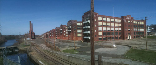 Remington Arms Factory In Bridgeport Connecticut To Be