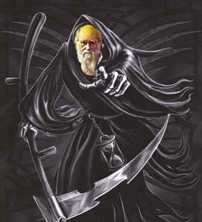 Darwin-Death