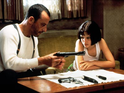 jean reno leon. with the movie Leon: The