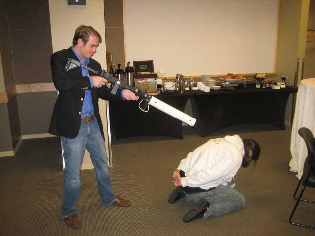 Bluetooth Sniffer Guns – A Good Way To Get Shot