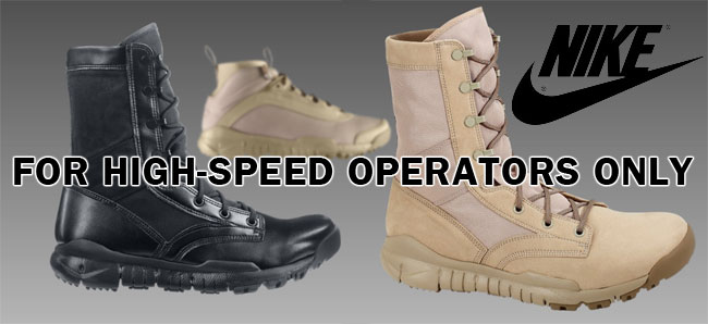 Nike Special Forces Boots