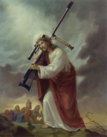 Sniper-Jesus-50-Caliber-Barrett-Rifle