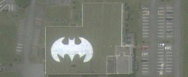 Batman Complex At US Air Force Base In Japan Revealed On Google Maps - Us Air Force Bases In Japan Map