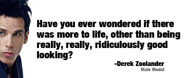 derek zoolander quotes - photo #2