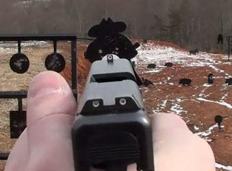 Glock-Bumpfire