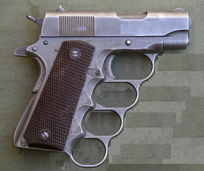 M1911A1 Pistol Knuckles