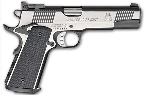 Springfield-1911-A1-Loaded