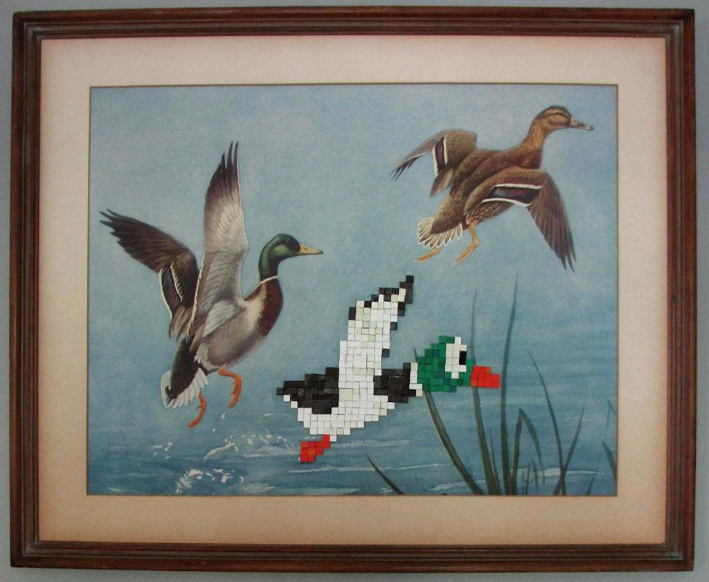Vintage-Duck-Hunt-Picture