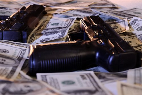 Investing In Different Guns Is Not Financial Diversification