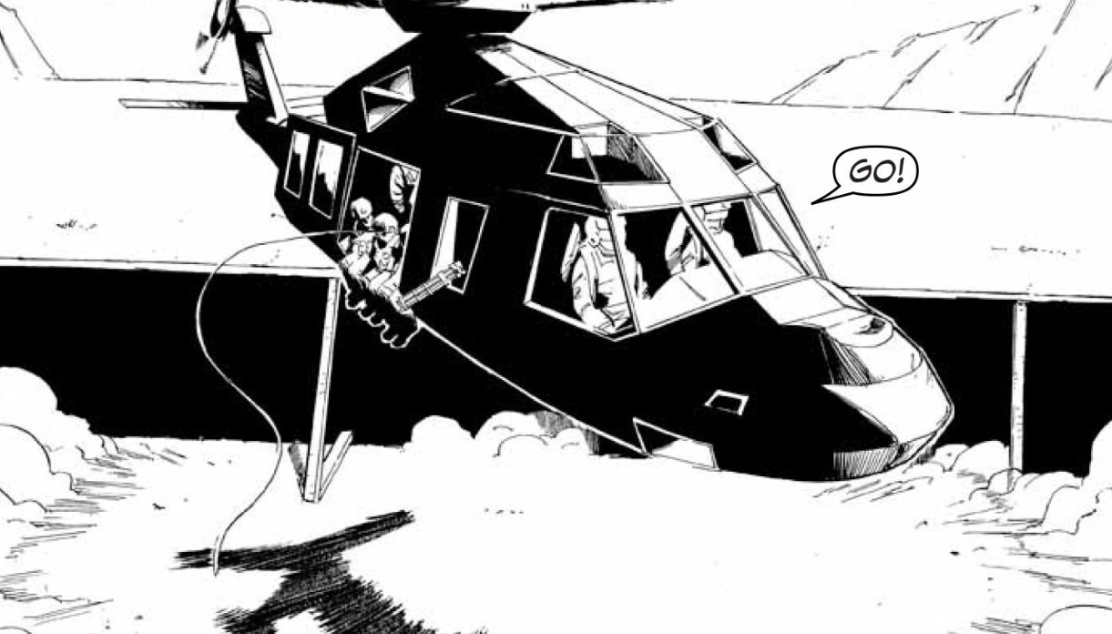 The REAL story of SEAL Team 6′s Kill Bin Laden Mission