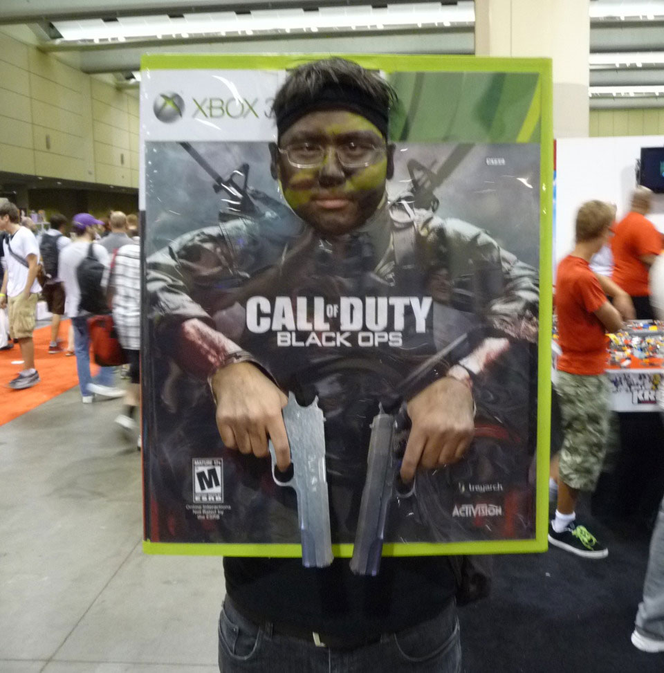 Call-Of-Duty-Cosplay