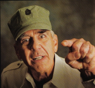 R. Lee Ermey's Glock Ads
