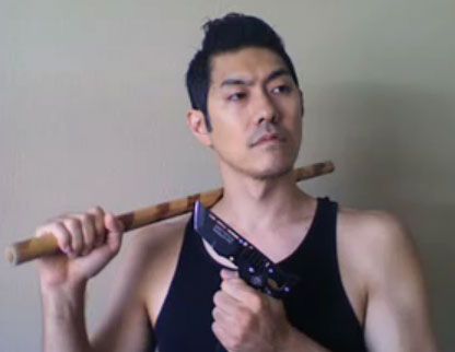 Pistol-Profile-Knife-Guy