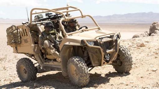 Blacked Out Rzr >> Polaris Dagger Tactical Vehicle | Autos Post