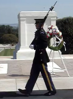 No Laughing At The Tomb Of The Unknown Soldier