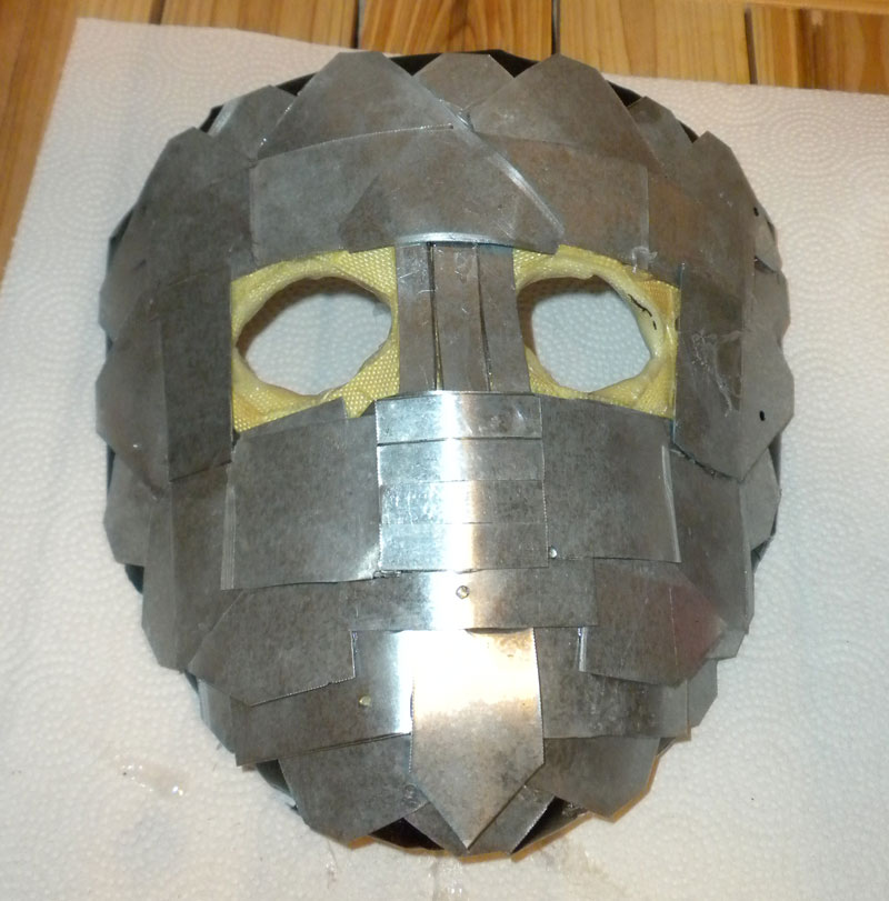 Diy Kevlar Ballistic Mask