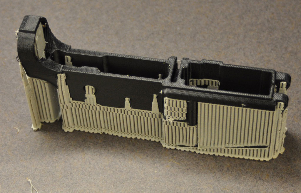3d Printed Ar 15 Lower Receiver