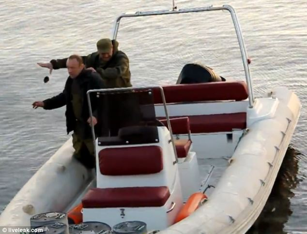 Russian-Grenade-Fishing