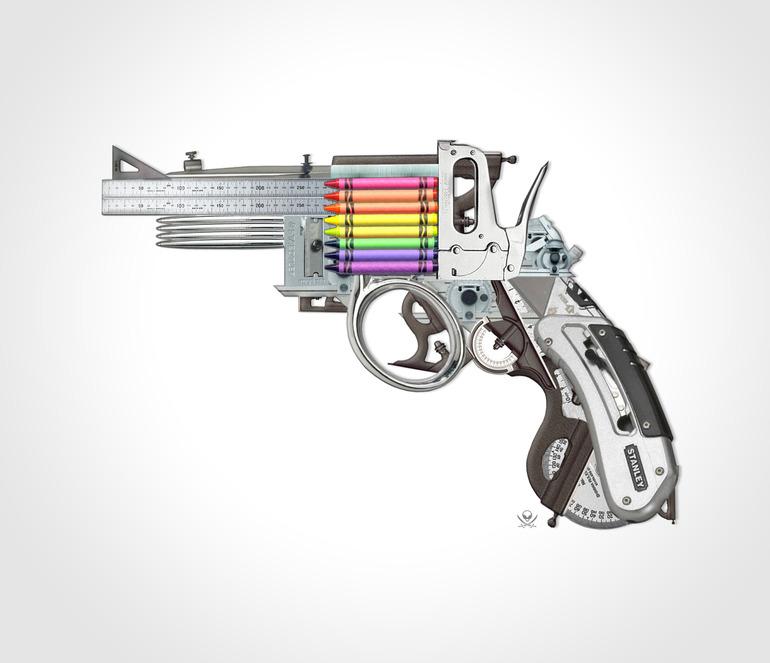 Self Defense For The Artist Designer