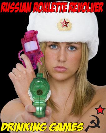 Russian-Roulette-Revolver-Alcohol-Gun
