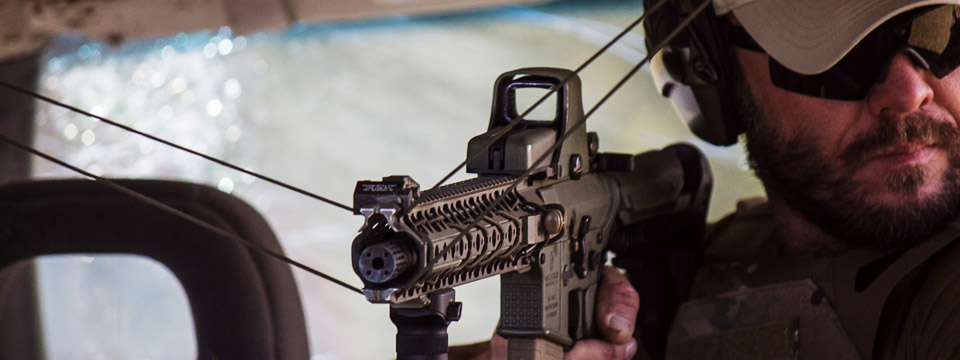 Why do people wrap their rails with paracord? - AR15.COM