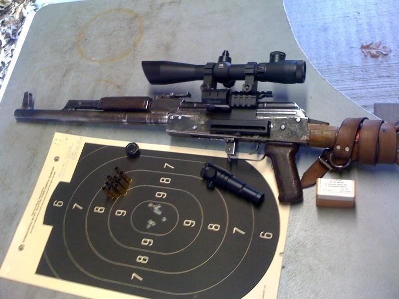 Shit Shovel AK-47